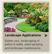 fall seeding, leaf removal, lawn and landscape applications